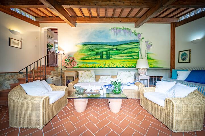 Casa Paola - Charming Country Cottage