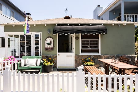 Balboa Island Cottage 2 Bdm/2 Bath - Duck House