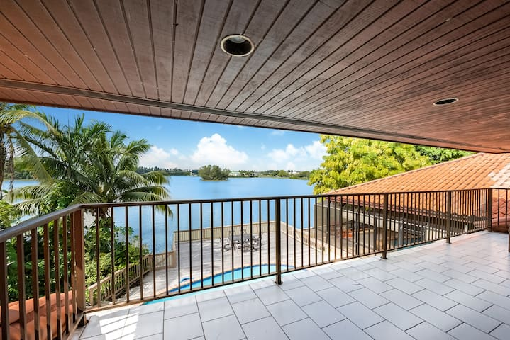 4/4, Miami Lake House, Pool, Fun, Groups. - Miami - Hus