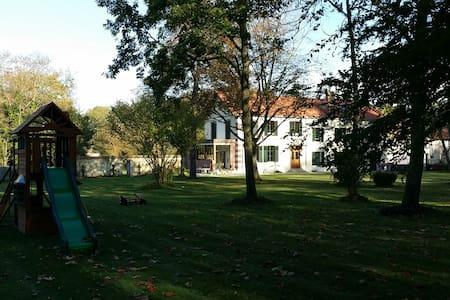 Chambre indépendante à la campagne - La Genevraye - Villa