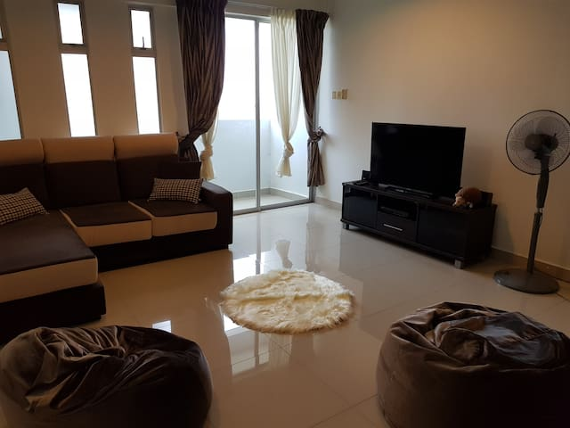 Kota Bharu City Center (KBCC) Serviced Apartment