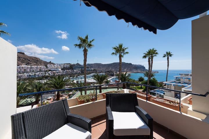Apartment with great sea view - Playa del Cura - Appartement