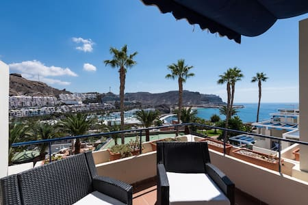 Apartment with great sea view - Playa del Cura - 公寓