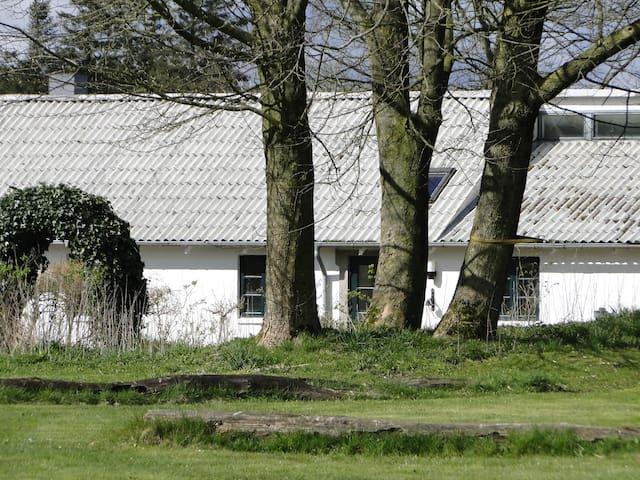 Club hus - Toftlund - Pension