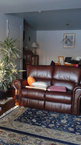 Les Géraniums  2 chambres, moderne, tout confort - Terrebonne - Apartment