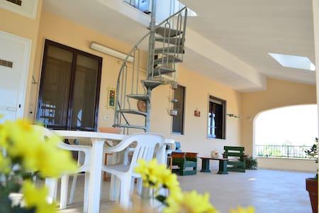 Casa Vacanze - Piscina - Salento - Torre Santa Susanna - 一軒家
