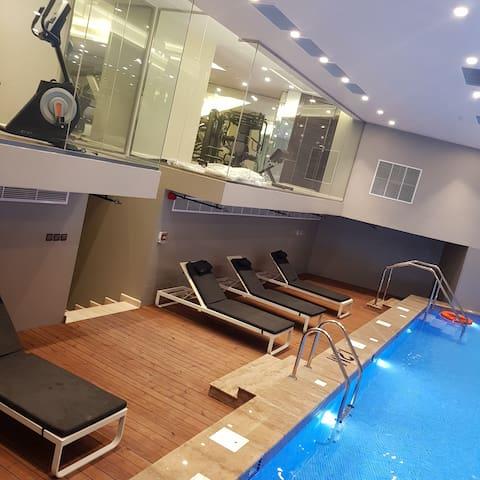 2 bed room Luxury Apartment