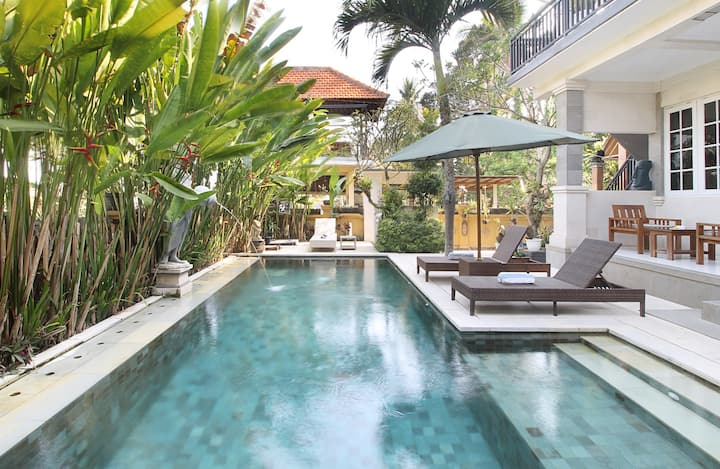 Sekembang Ubud Villa#Superior Room3