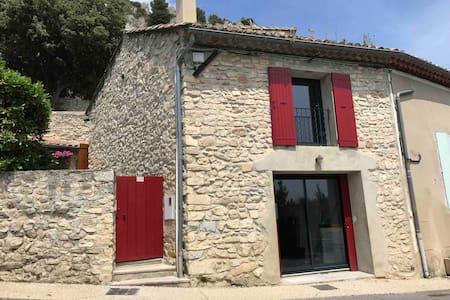Petite maison de caractère à Seguret