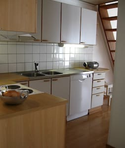 Spacious apartment in quiet area near University - Rovaniemi