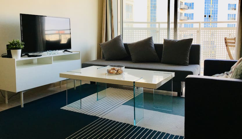 LISTING OF THE MONTH.1 BD. TERRACE. SLEEPS 4.