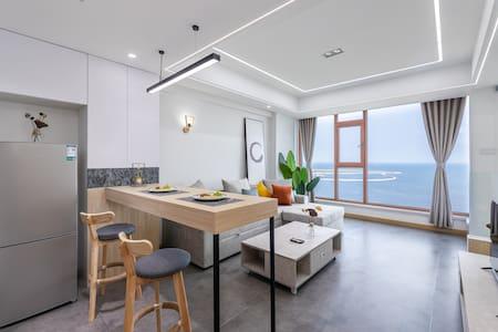金梦海湾第一观写意风180°海景公寓