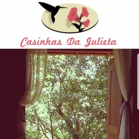 Casinhas Da Julieta n°2 - Morro de São Paulo