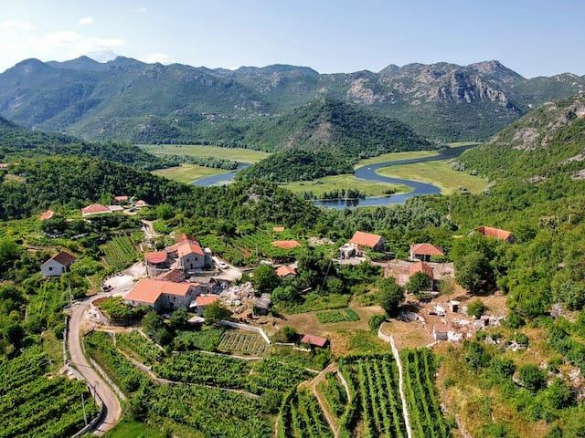 Skadar Lake Estate&Winery ''San Duyevo'' #2 DELUXE