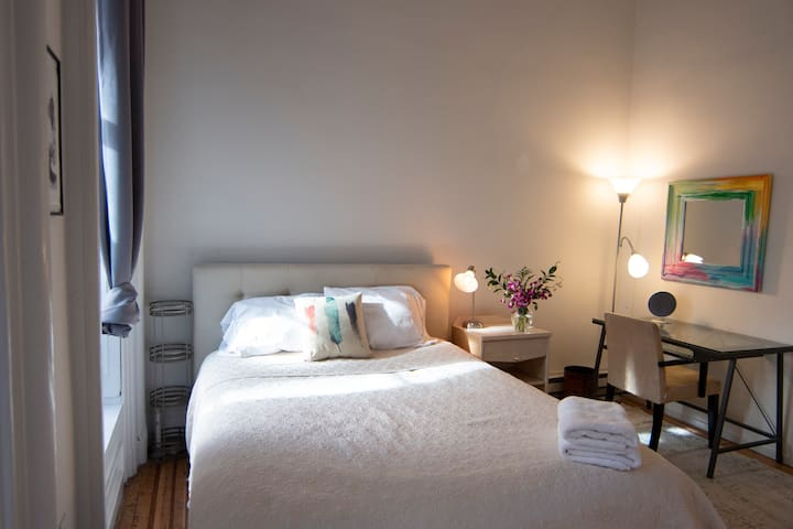 Two Bedrooms w/ Kitchenette in the Heart of NYC.