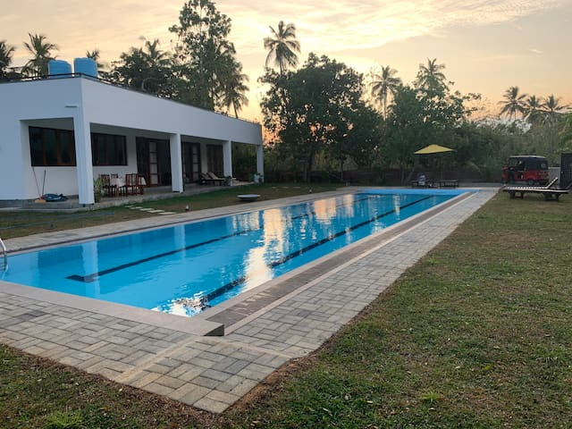 Secluded Villa 20m pool near stunning beaches