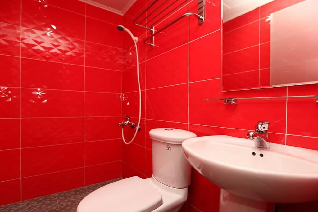 E.F房型衛浴