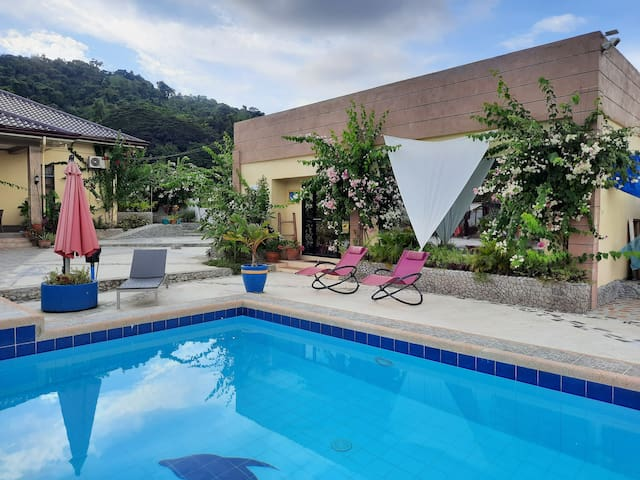 La Union rural paradise with pool-Glenfields