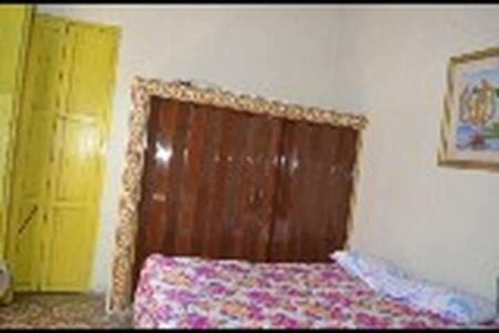 Hostal Del Rey. Habitación en Casa Colonial