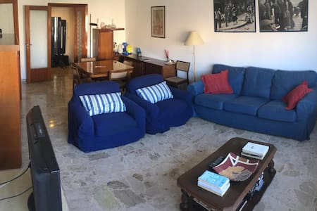 Big and comfortable apartment in Pescara