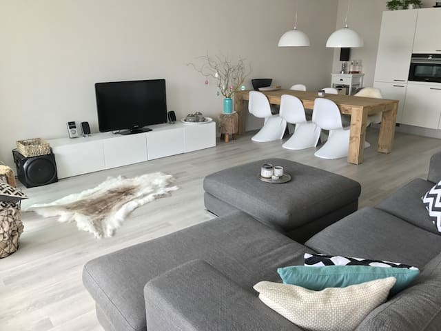 Large luxurious new apartment in the city centre - Nijmegen - Apartment
