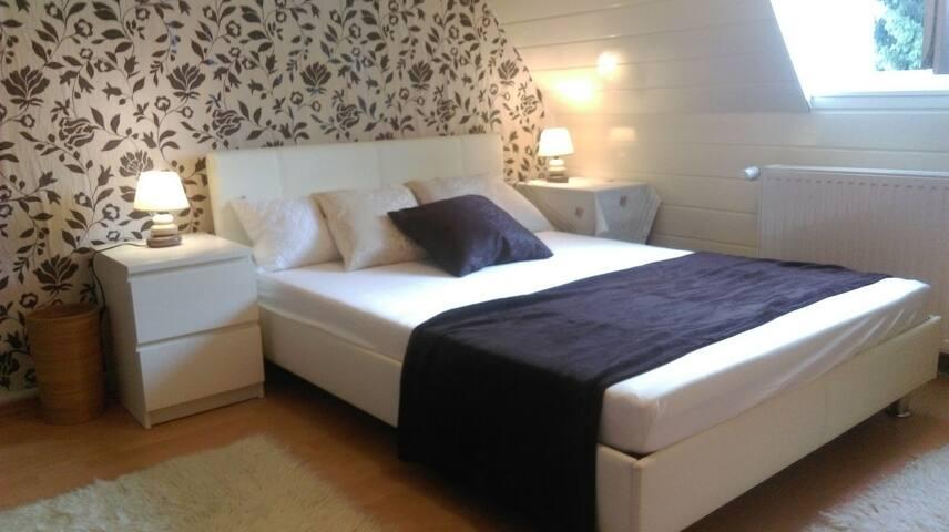 Ein Verzaubertes Zimmer in Hannover