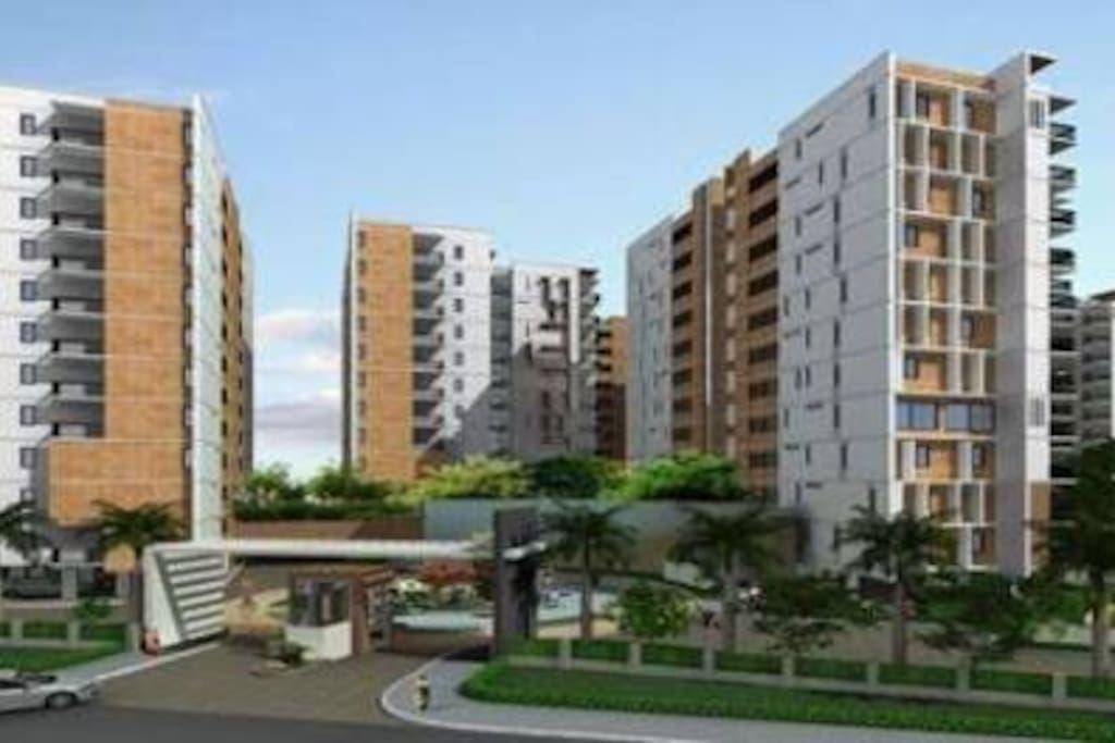 Luxury 3bedroom Apartment Near Chennai Airport Apartments For Rent In Chennai Tamilnadu India