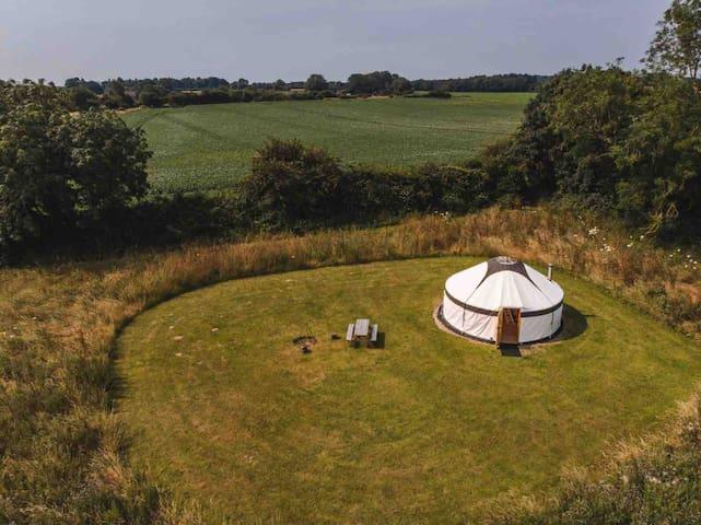 Soul of Norfolk Lodge  'Blakeney Yurt