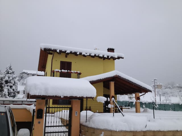 Bellissima villa un passo da Torino - Lanzo Torinese - Villa