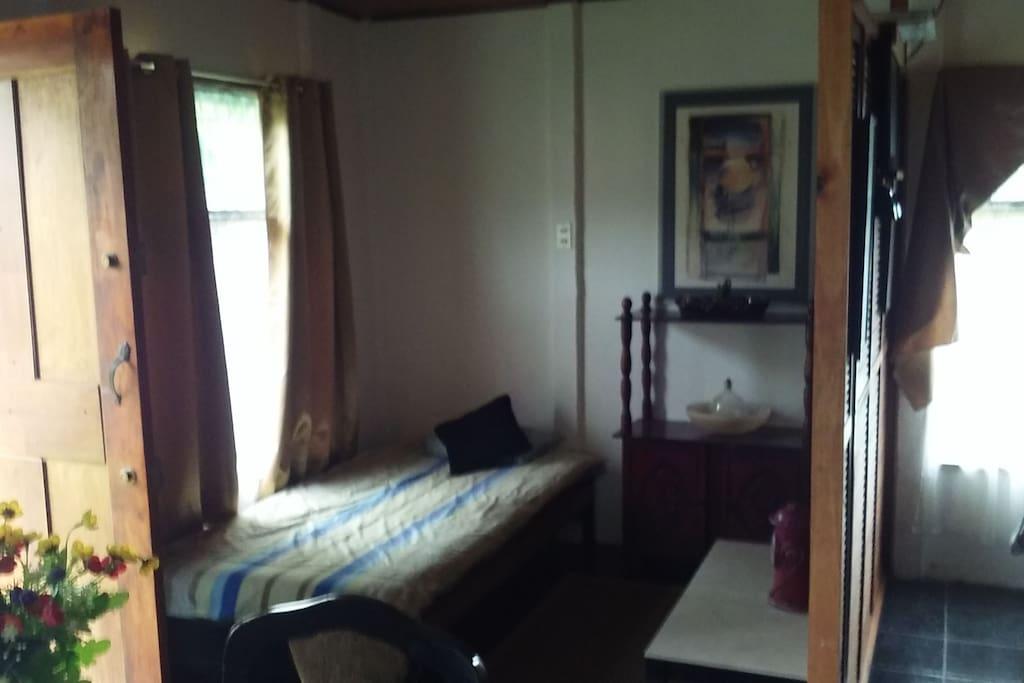 Habitación adicional para una persona.