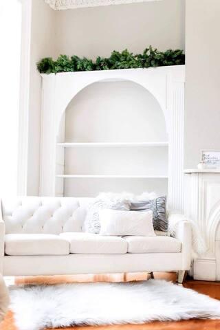 Historical Romantic Inspired Loft