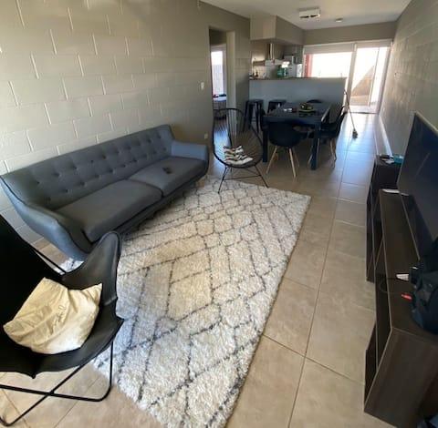 Habitación en moderno departamento