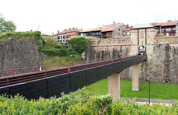 Piso en pleno casco histórico - Hondarribia - Apartment