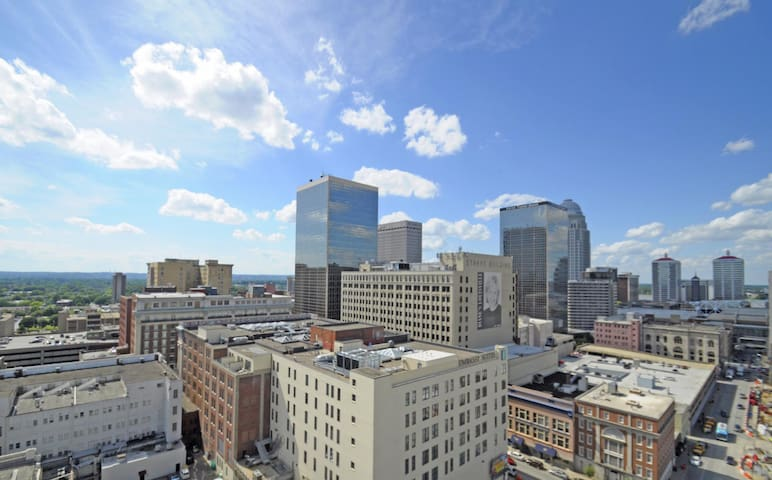 Newly Renovated High-Rise Downtown Louisville Rental - Louisville - Talo