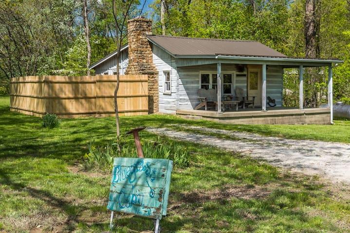Bluegrass Log Vacation Cabin