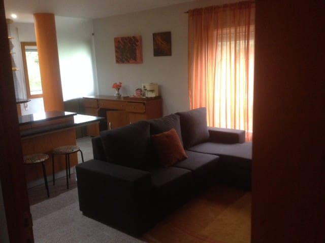 Apartamento, City, Beack, Nature, Relax - Chafé
