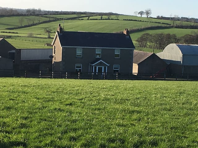 Country family farmhouse - Loughgilly - Ev