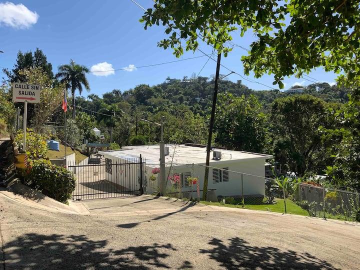 Casa de Campo near the city (best of 2 worlds)