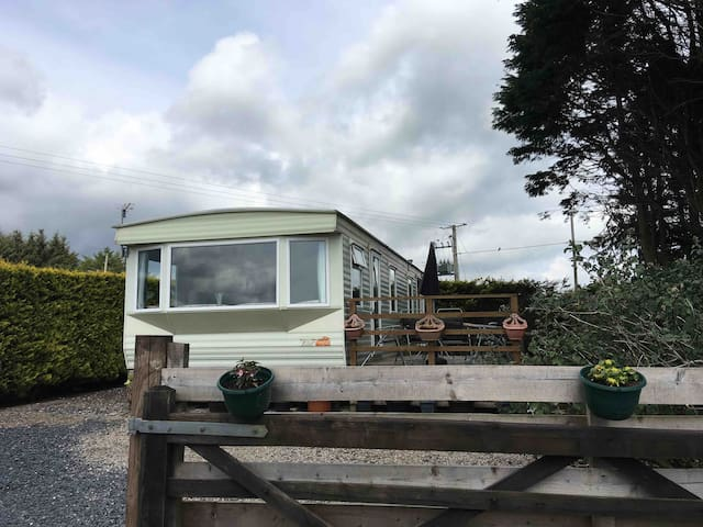 Holiday Caravan near Pwllheli