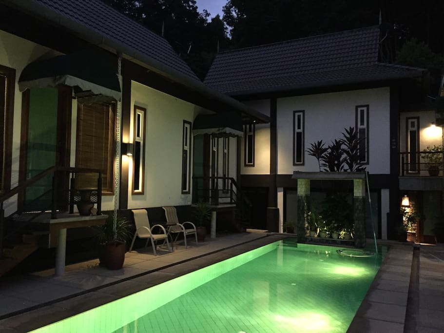 Evening View Of The Sanctuary Langkawi
