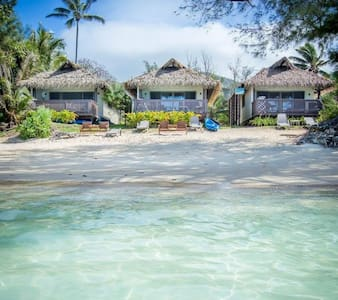 Muri Shores Absolute BEACHFRONT Villa A