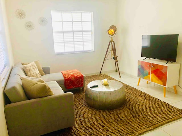 Miami Chic Home *15 min from Wynwood&Beach* Pet ok