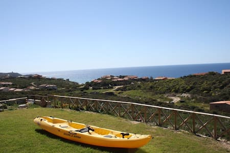Holiday house Sardinia West Coast - Arbus - Lejlighed
