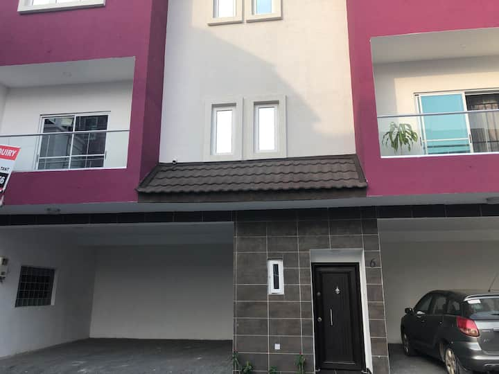 3 Bedroom Terrace in a serene environment