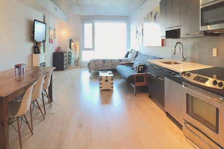 Studio in Griffintown - Montreal