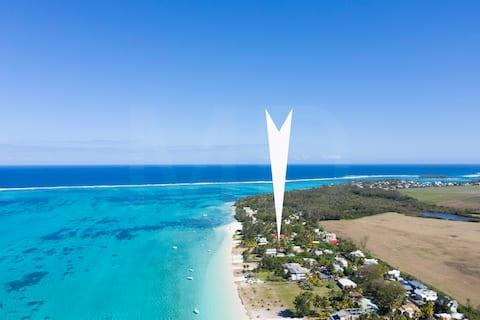 Villa Easternwind 200 m²/6/beach Pointe d'Esny