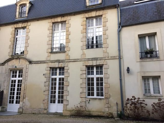 charming apartment historic centre - Bayeux - Apartamento