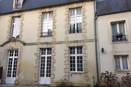 charming apartment historic centre - Bayeux - Wohnung