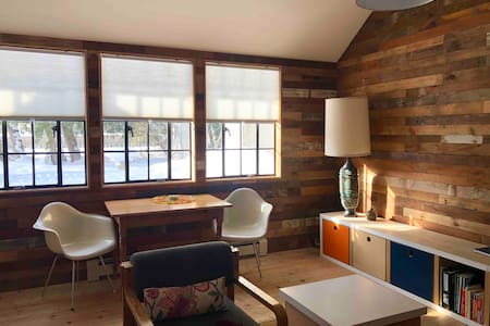 Minnow: Fab Guesthouse in Central Leelanau Co.