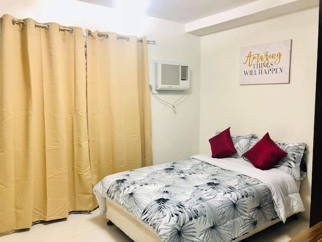 Jing's Cozy and Affordable Studio unit 8P
